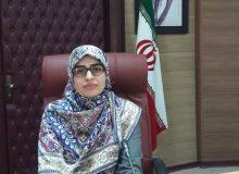 مینا علیزاده جوان موفق و نخبه البرز