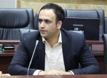 محسن پروانه رئیس مجمع جوانان استان کرمانشاه