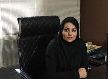 آرزو روحانی جوان فعال و موفق البرزی