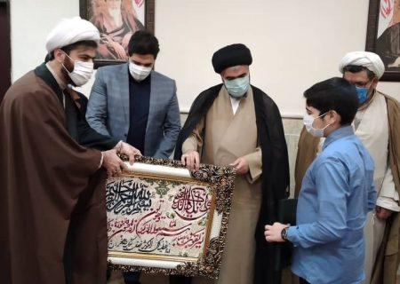 جشنواره فرهنگی قرآنی بشارت در نظرآباد
