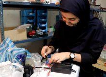 ترانه ایزدیار دانش آموز مخترع و هنرمند البرزی