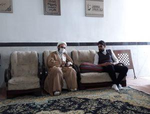 مصطفی هادی دبیر مجمع جوانان البرز