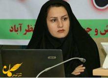 فاطمه اکبری عضو هیات رئیسه شورای هماهنگی روابط عمومی دستگاه های اجرایی نظرآباد شد