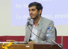 امیرمحمد رضایی زارعی نخبه علمی و پژوهشگر حوزه مهدویت