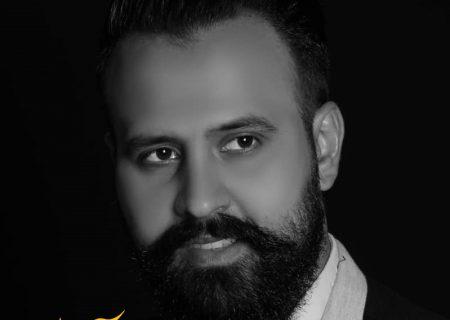 علی کشاورزی هنرمند جوان نظرآبادی