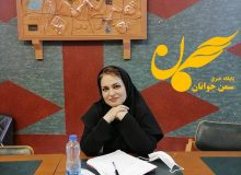 مریم قانعی بانوی هنرمند صنایع دستی
