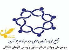 مجمع ملی جوانان تنها نهاد قوی و رسمی کارهای تشکلی